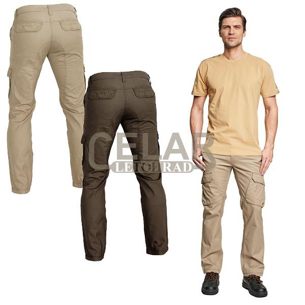 TANANA kalhoty bavlněné