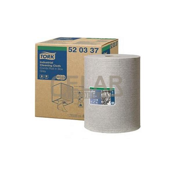 TORK PREMIUM 520 netkaná textilie malá šedá 148,20 m