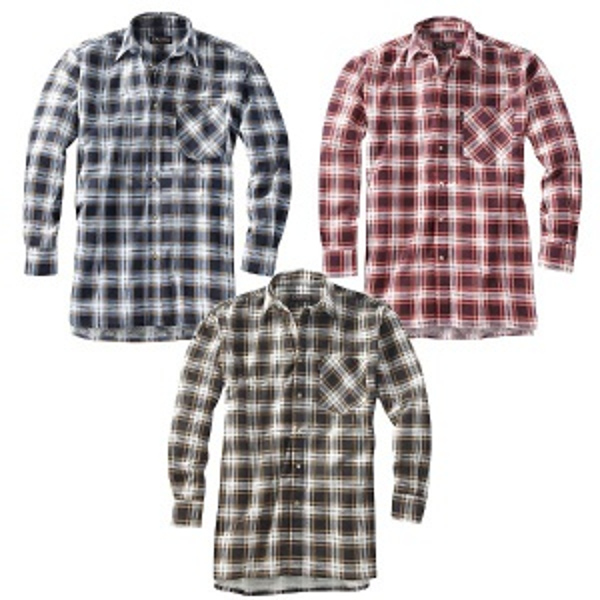 WASHINGTON košile dl. rukáv ELUTEX