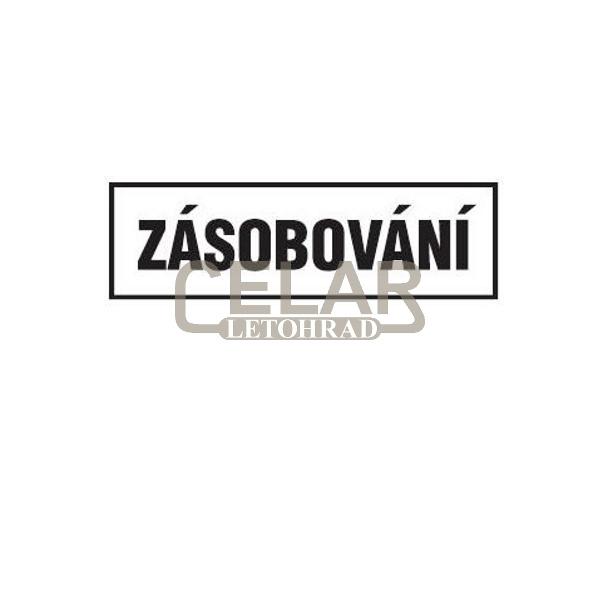ZÁSOBOVÁNÍ 210x70 mm - plast