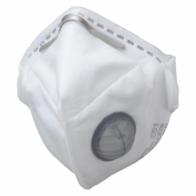 REFIL 651-FFP3 NR D respirátor tvar.ventilek 40xNPK