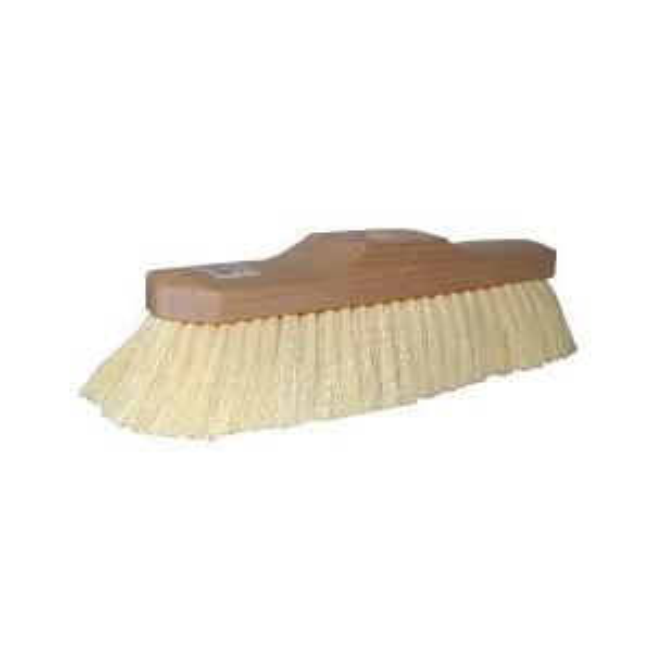 smeták HRUBÝ dřevěný 28,5cm PPN