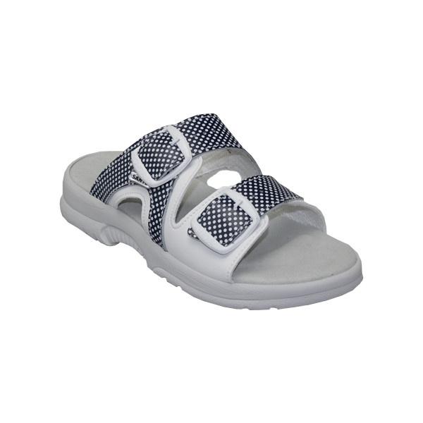 SANTÉ N/101/1/T68 NERO Pantofle dámské zdravotní