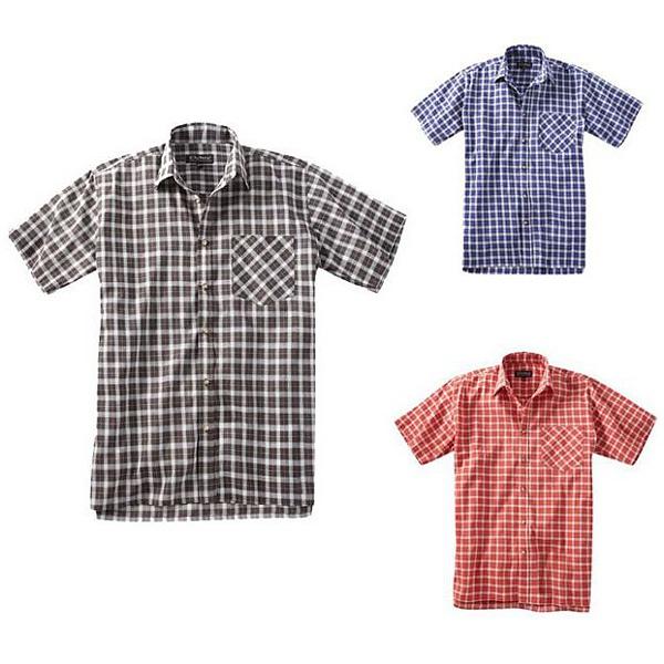 FLORIDA košile krátký rukáv ELUTEX