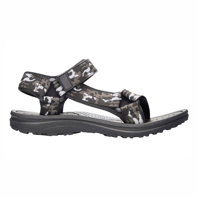 G3283 CAMO sandál trekový pánský