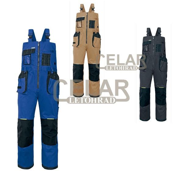 OLZA kalhoty s laclem 265g/m2