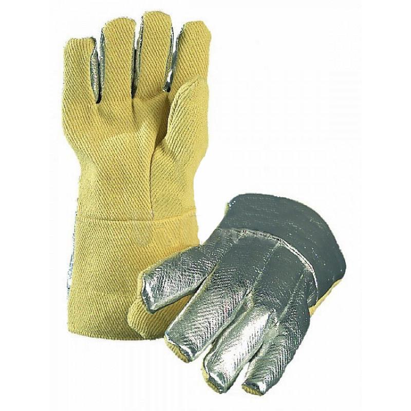 5-400900AL rukavice 5-prsté 500°C - 10