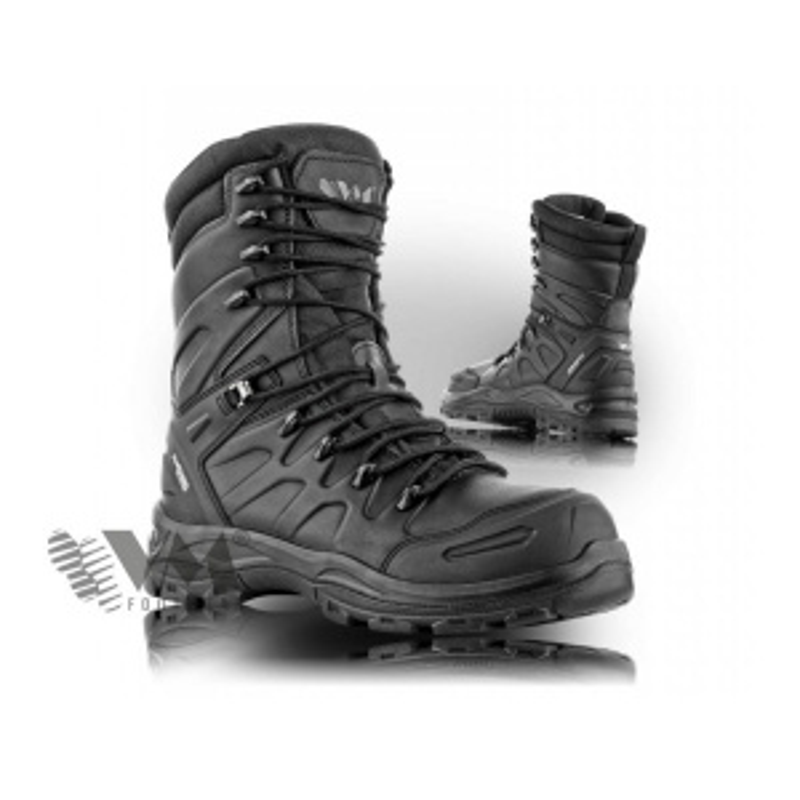 VM MILANO obuv poloholeň pracovní obuv