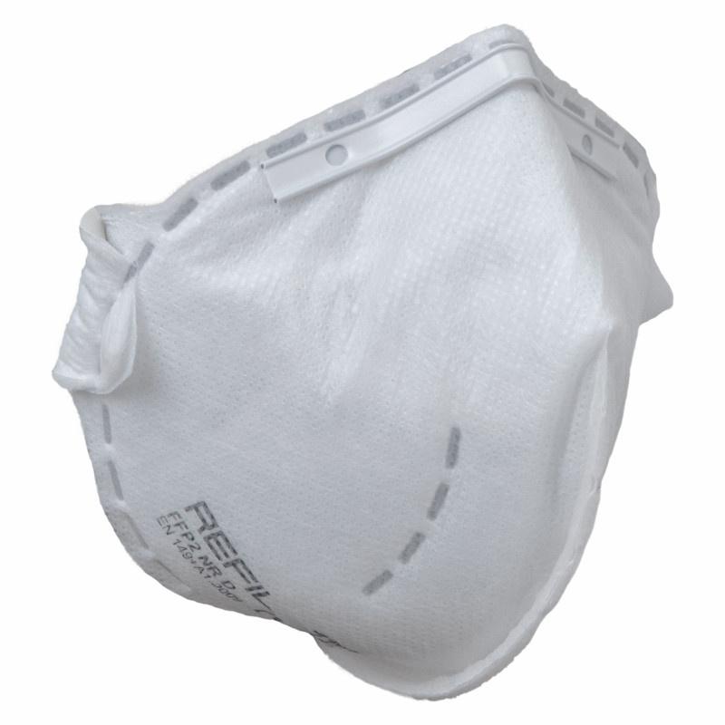 REFIL 730 FFP2 NR D respirátor skládací 10xNPK