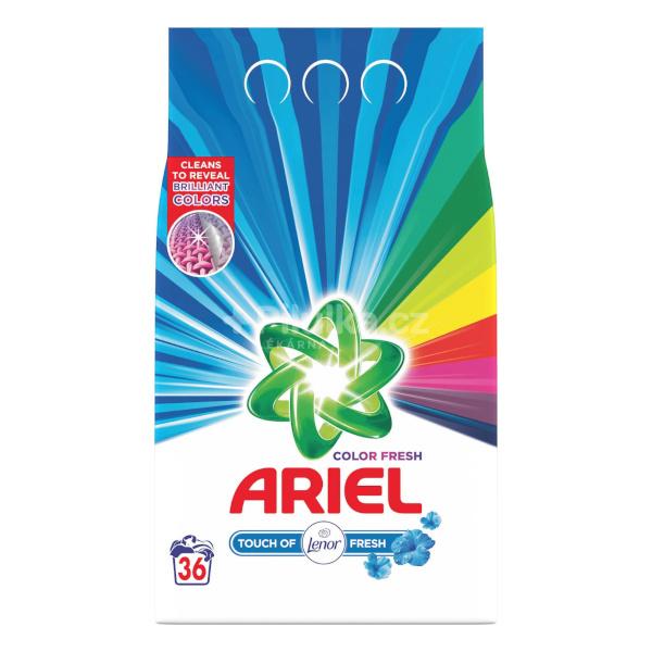 ARIEL 2,75kg / 36 PD LENOR prací prášek