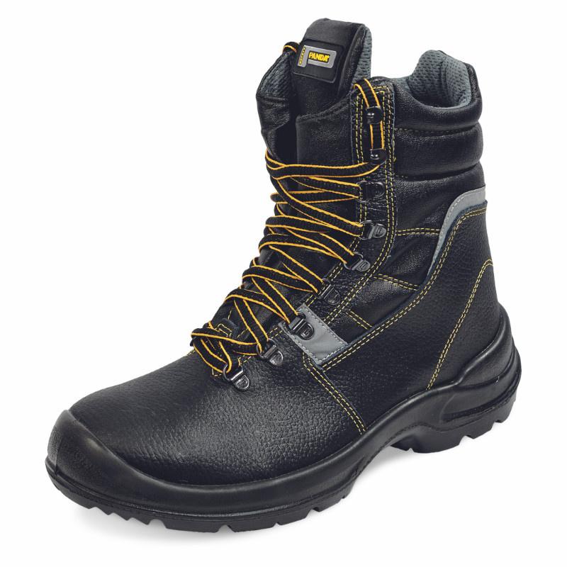 TIGROTTO S3 CI SRC STRONG PROFES. obuv holeň