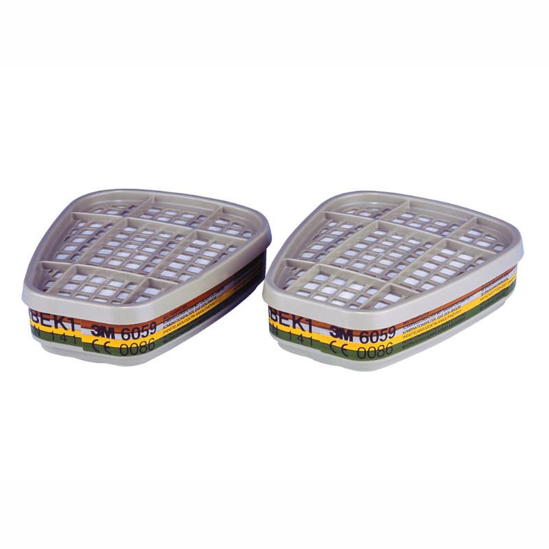 3M 6059 filtr proti plynům ABEK1