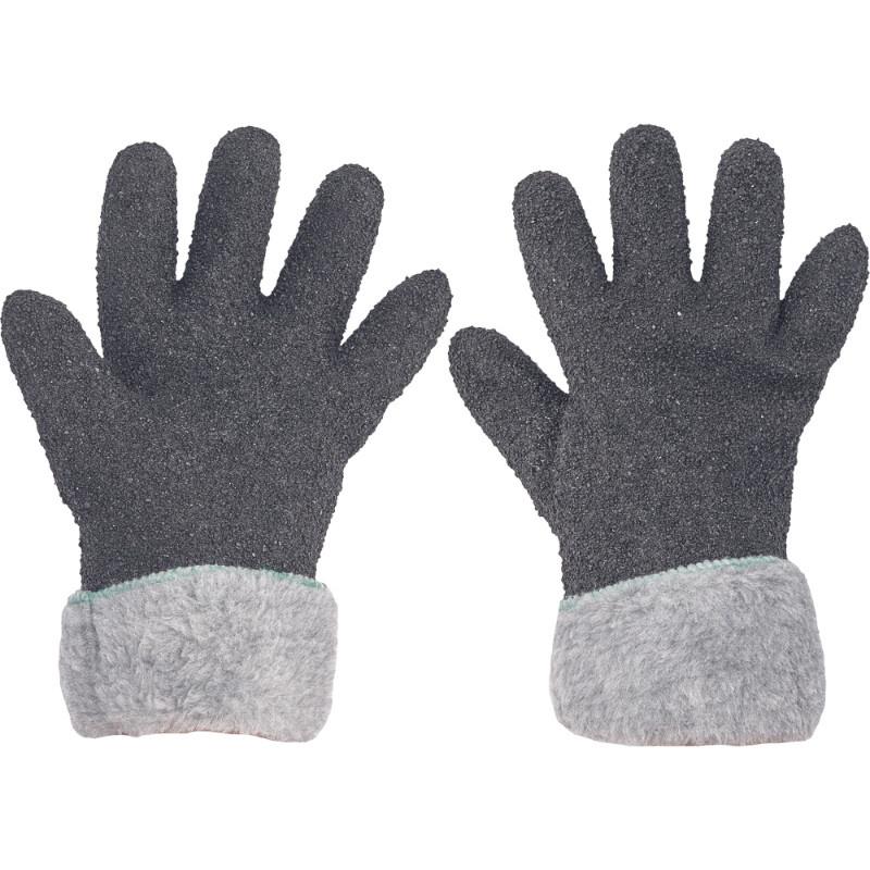 ALASKA ruk. Ba úplet s PVC zimní s vynd.vložkou