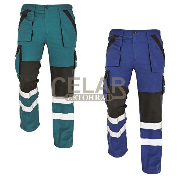 MAX REFLEX kalhoty do pasu 260g/m2
