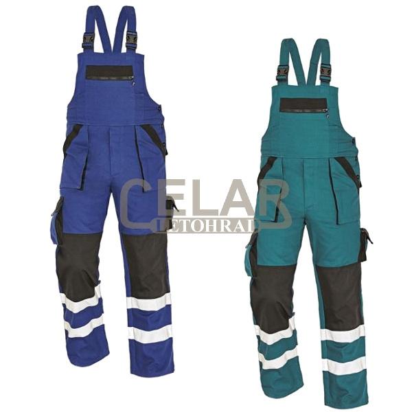 MAX REFLEX kalhoty s laclem 260g/m2