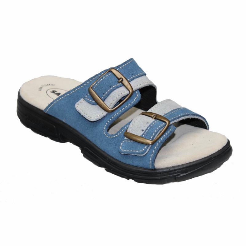 SANTÉ DM/125/33/88/18/CP Pantofle dámské