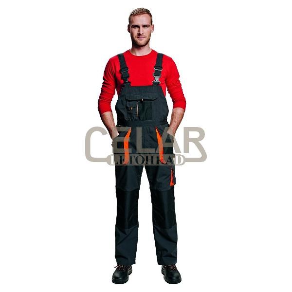 EMERTON WINTER FLANNEL kalhoty s laclem zimní