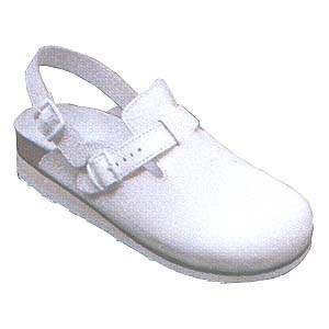 Sandály plná šp.dámské klínek