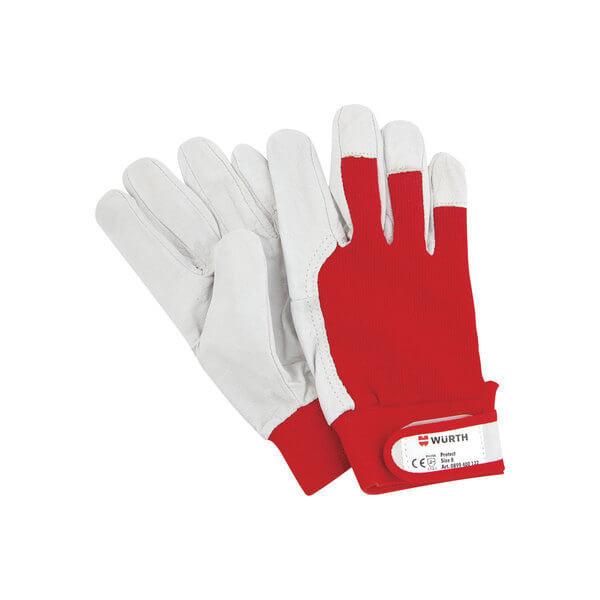 WURTH PROTECT  rukavice jemné suchý zip