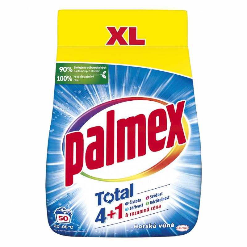 PALMEX 63 PD / 4,1kg  prací prášek BOX