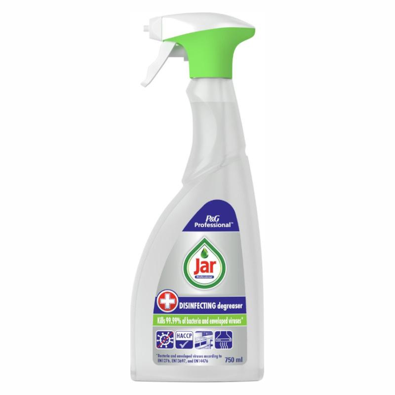 JAR 750ml Disinfecting Degreaser desinfekční odmašťovač
