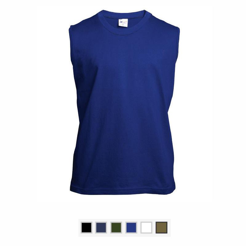 tričko bez rukávu 100% Ba 155g/m2