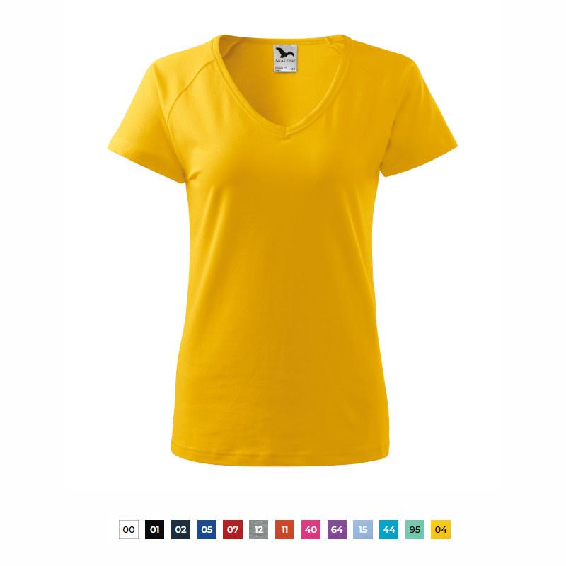 tričko 128 DREAM dámské krátký rukáv