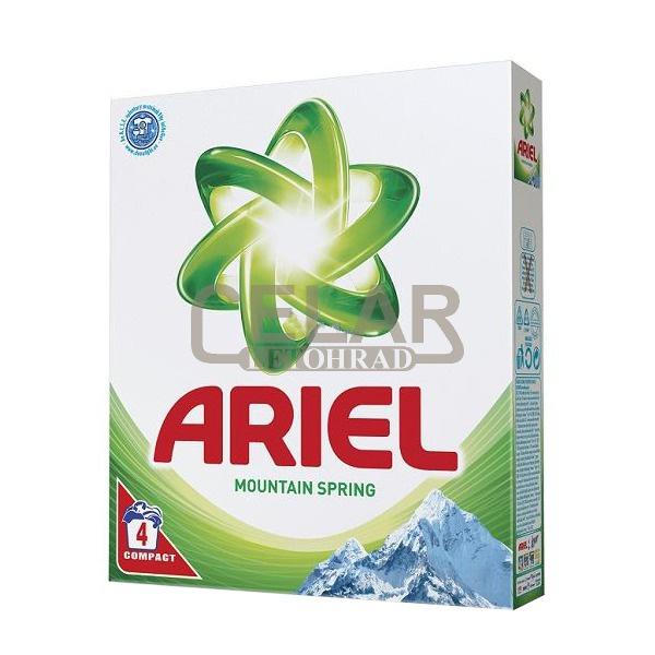 ARIEL 280g / 4 PD MOUNTAIN SPRING prací prášek