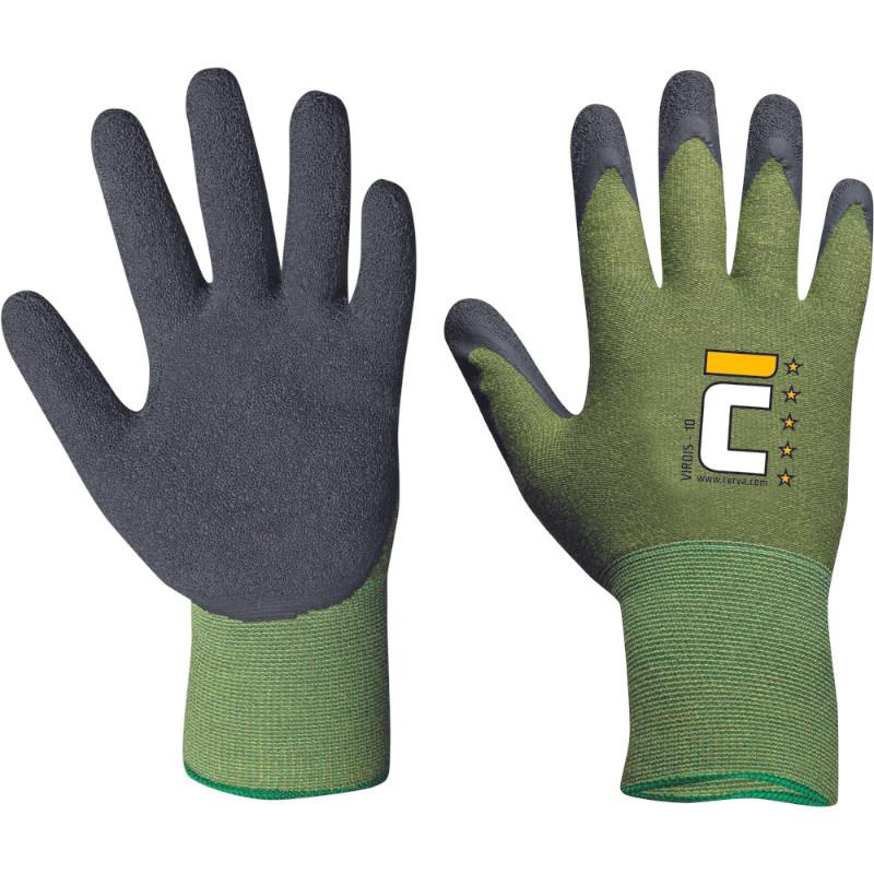 VIRDIS rukavice bamboo/nylon latex