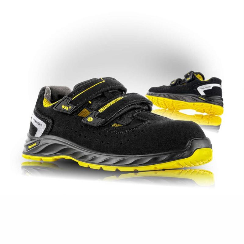 VM EDMONTON S1P ESD obuv sandál