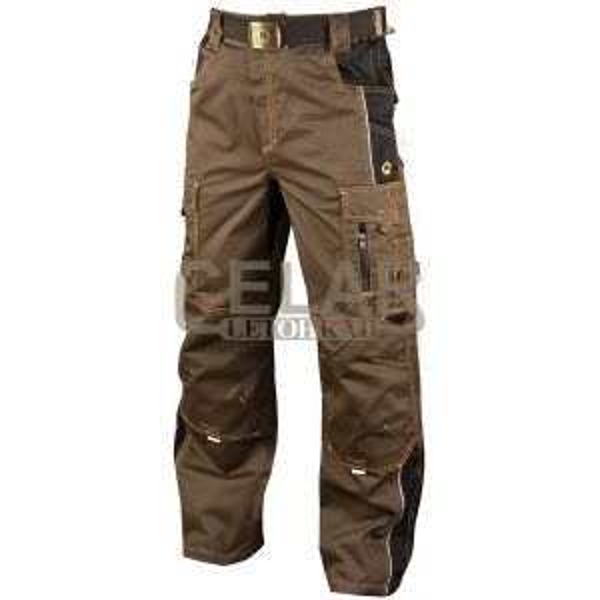 VISION kalhoty do pasu 260g/m2