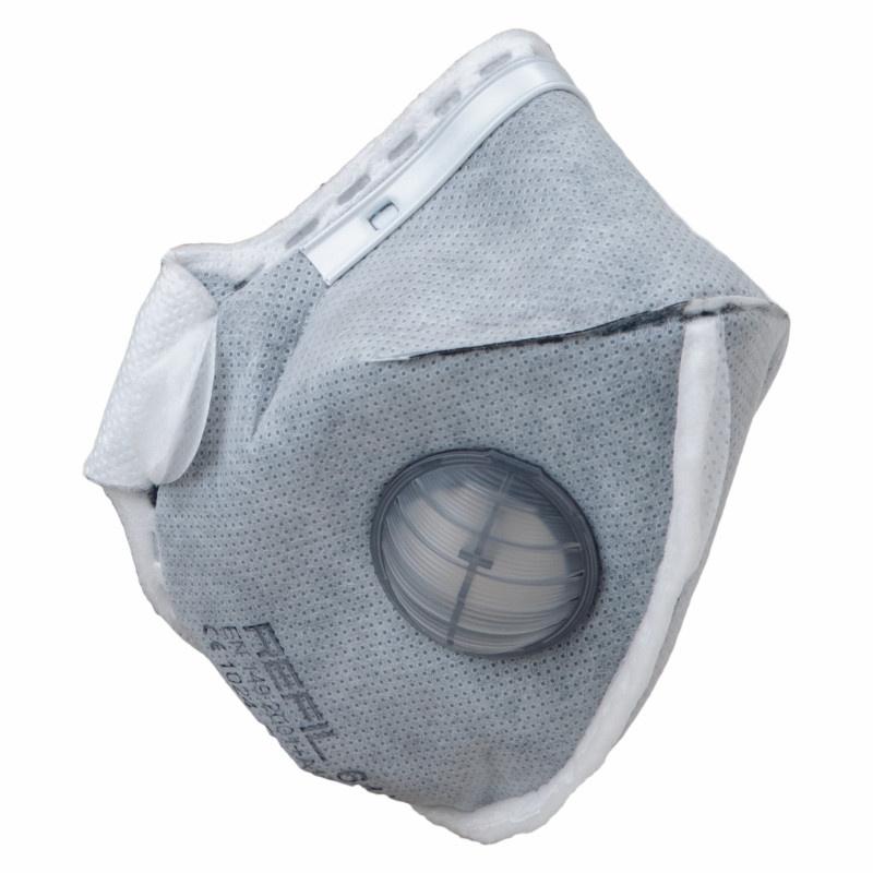 REFIL 641-FFP2 NR respirátor sklád.vent.akt.uhlí 12xNPK