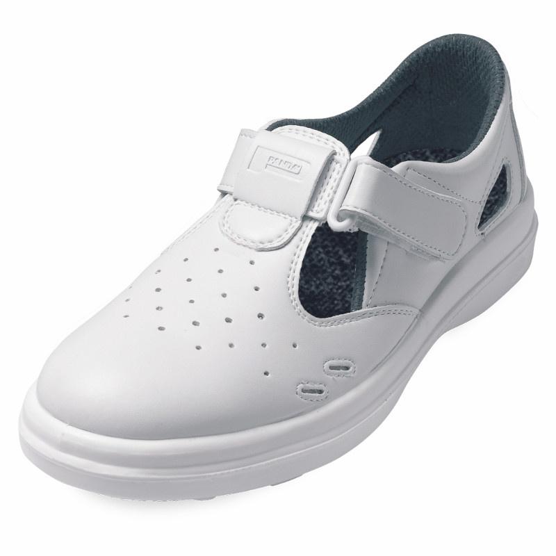 LYBRA O1 SRC SANITARY obuv PANDA sandál