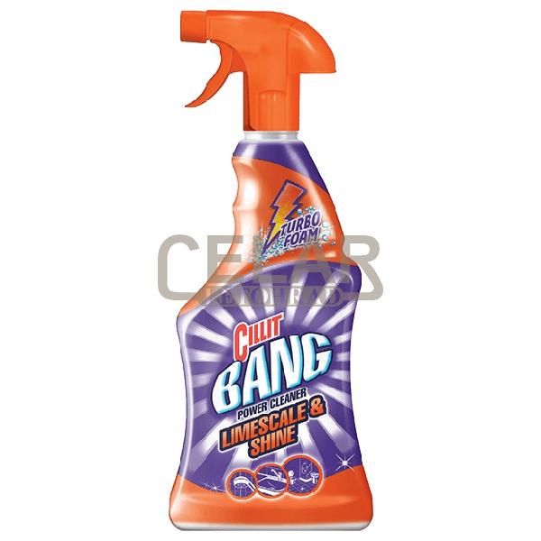 CILLIT bang spray 750ml - univerzální