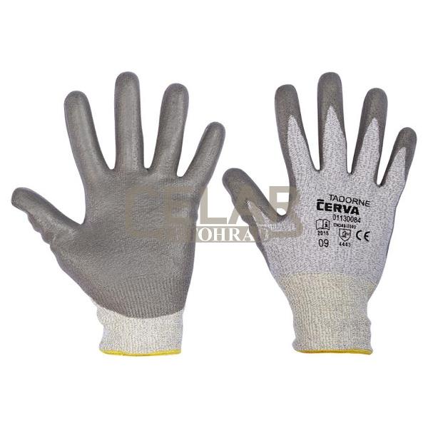 TADORNE rukavice odolné proti prořezu