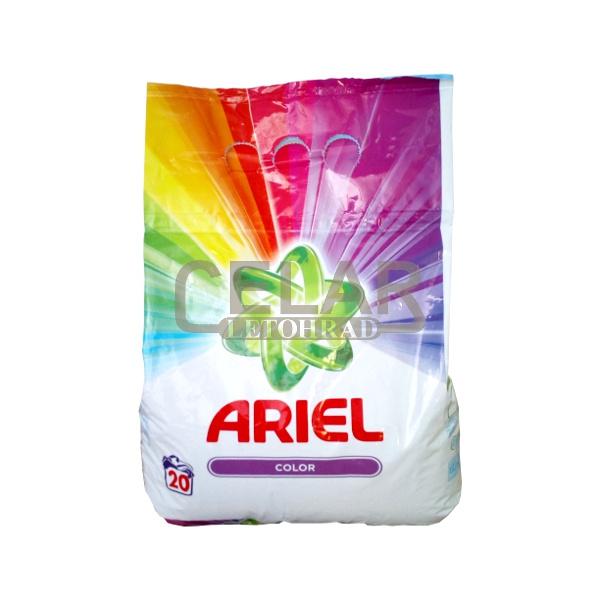 ARIEL 1,5kg / 20 PD COLOR & STYLE prací prášek