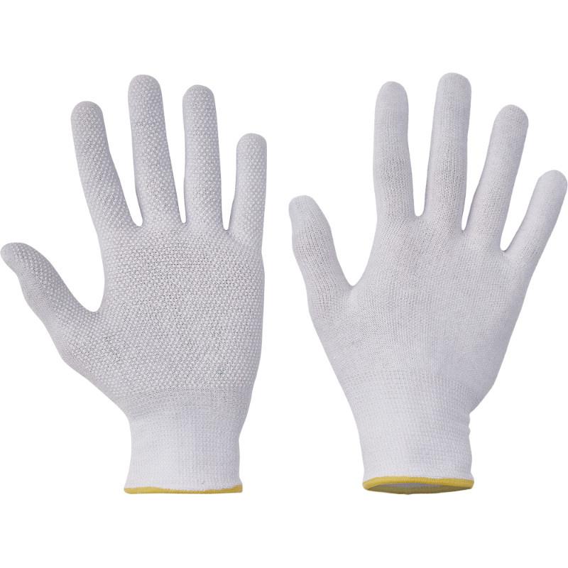 BUSTARD Evolution ruk.dlaň a prsty PVC terčíky