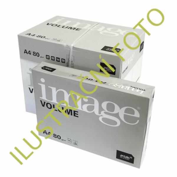 Papír do tiskárny A4 bílý 80g 5x500=2500 listů BOX