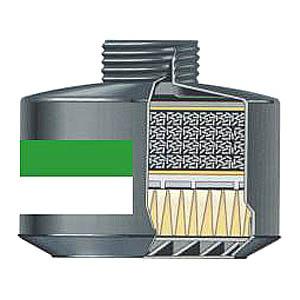 Filtr kombinovaný CF 22 K2- P3