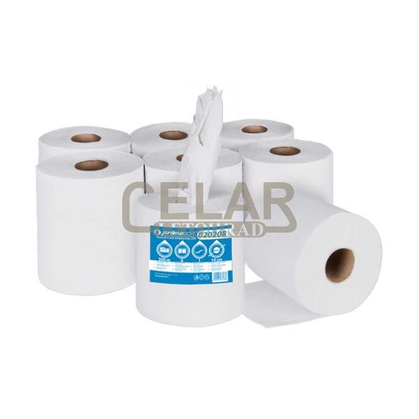 STEPBYSTEP 300 ručník role bílý, vnitřní i venk.odvíj. (6ks)