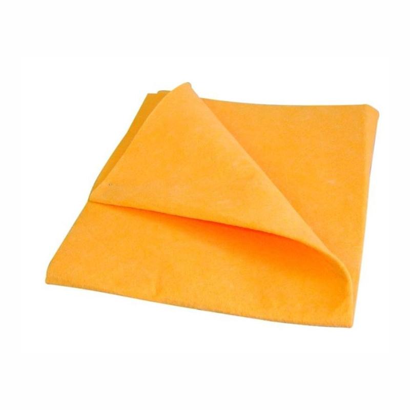 Hadr PETR na podlahu, oranžový 60x70cm
