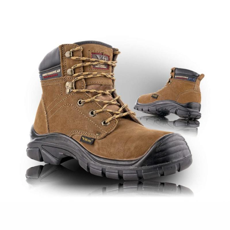 VM VADUZ O1 SRC obuv kotníková bezpečn.