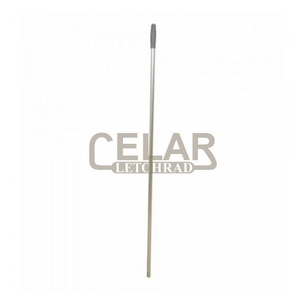 násada pro úklidové mopy a stěrky - hliník 150cm