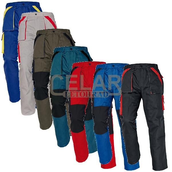 MAX kalhoty do pasu 260g/m2
