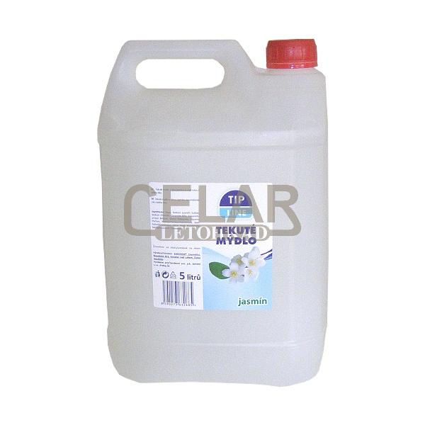 TIP LINE JASMÍN tekuté mýdlo 5L