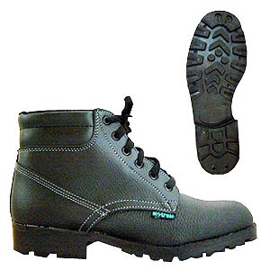 WIBRAM obuv kotník - černá
