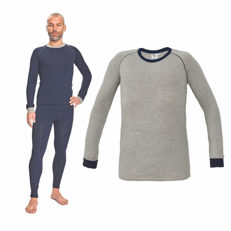 LION tričko dlouhý rukáv-funkční prá.