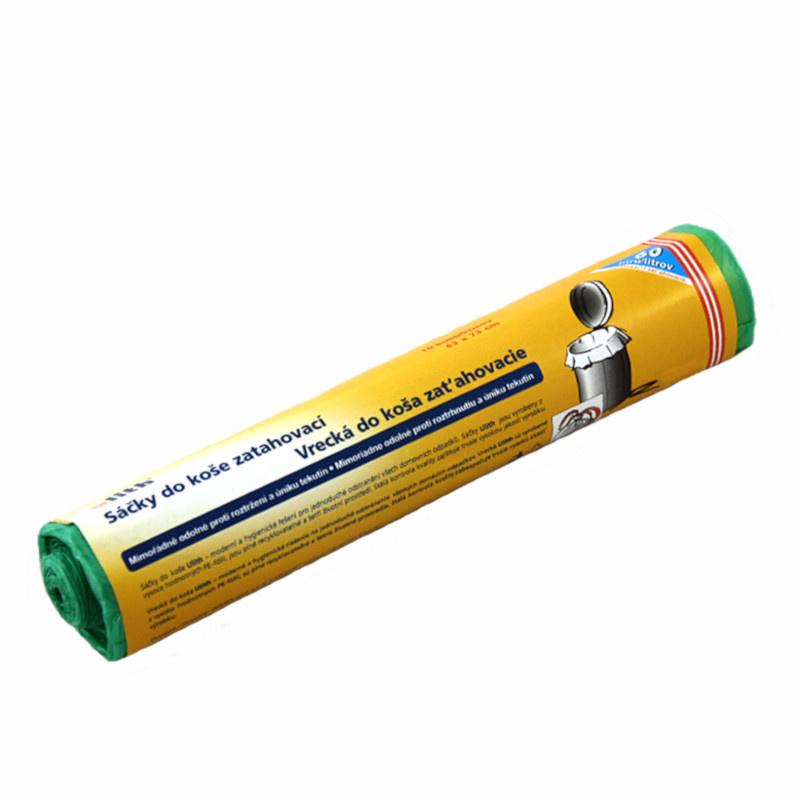 pytel zatahovací 60L 60x70cm 10mi (10ks)