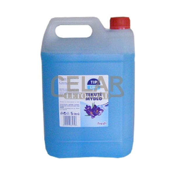 TIP LINE FRESH tekuté mýdlo 5L