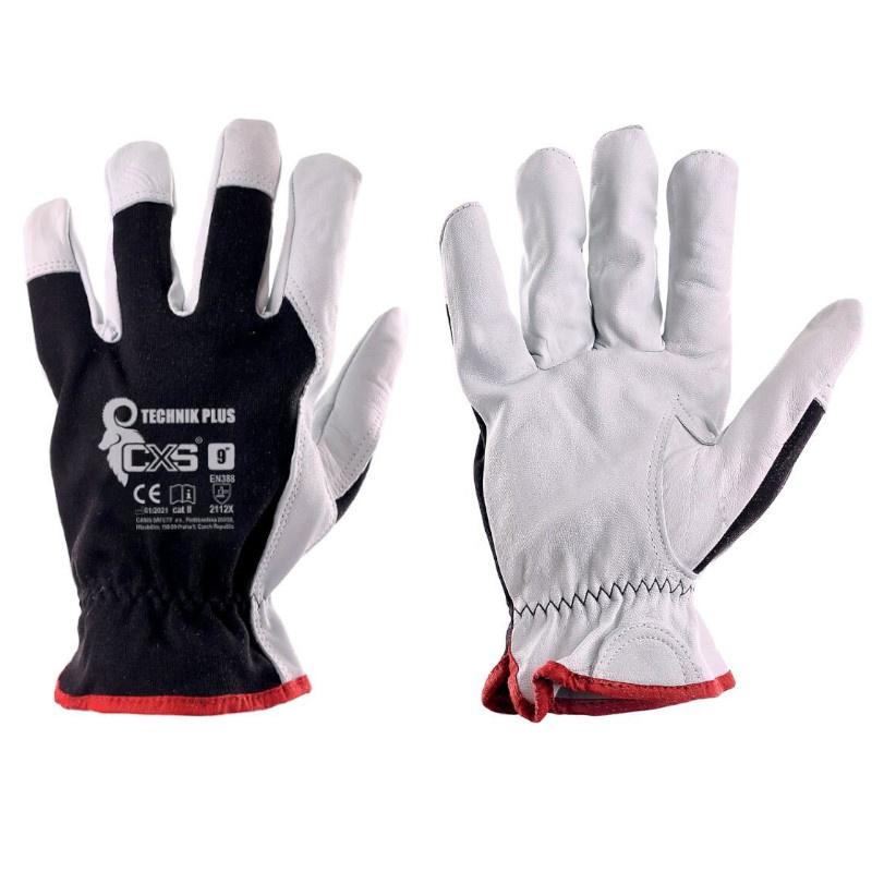 TECHNIK PLUS rukavice jemné  - 10